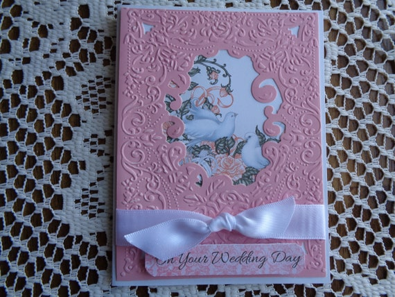 To my Nana on my wedding day Grandmother card Cards measure 4x5.5 Grandparent card Choose your envelope color Wedding cards