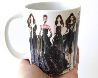 Couture Noir (Mug) de521f948