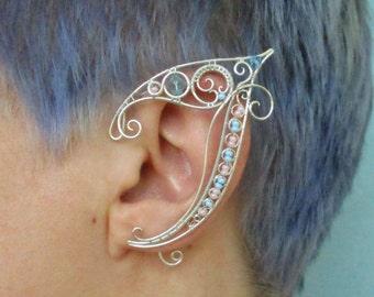 Pair of elf ear cuffs Venus