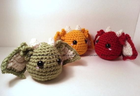 Hatching Dragon Egg/ Dinosaur Egg| Free Crochet Pattern | Hooked ... | 391x570