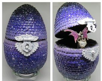 Dragon Egg Jewelry Box