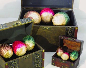 Game of Thrones Dragon Eggs & Trunk