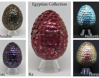 Egyptian Dragon Egg Collection