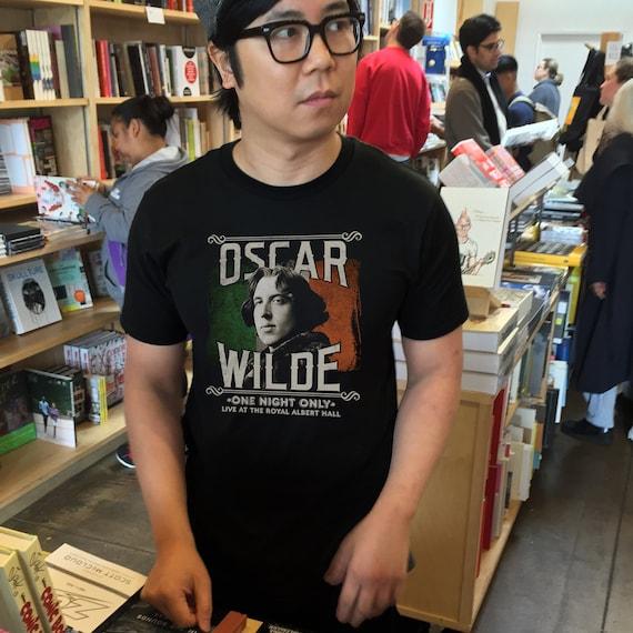 9480d902c Live Oscar Wilde Shirt Book Lover Shirt Book Nerd Shirt | Etsy
