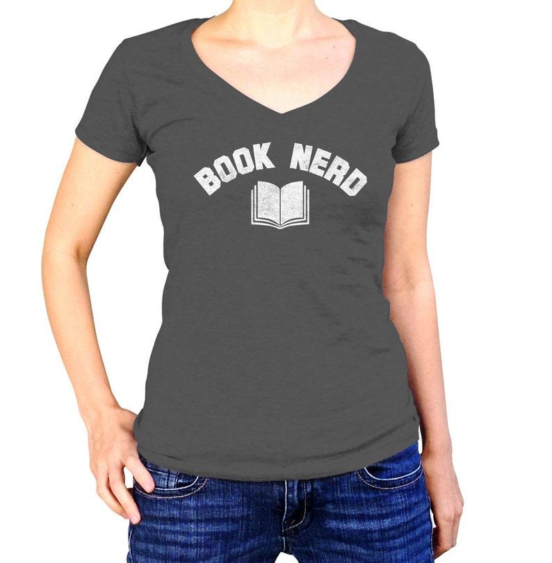 0270707e9 Book Nerd Shirt Book Lover Shirt Book Nerd Shirt Book | Etsy