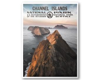 Channel Islands National Park Poster