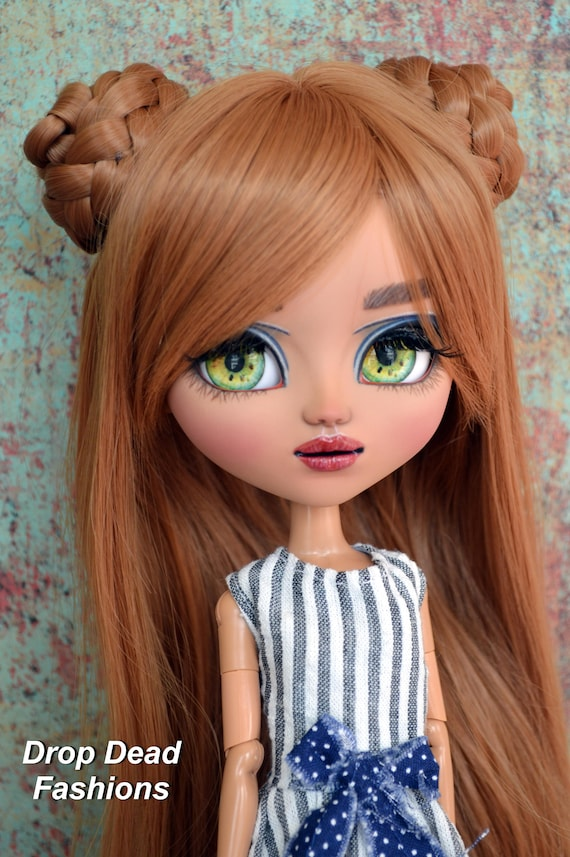 Pullip MIO Make It Own Mocha Customization Kit in US
