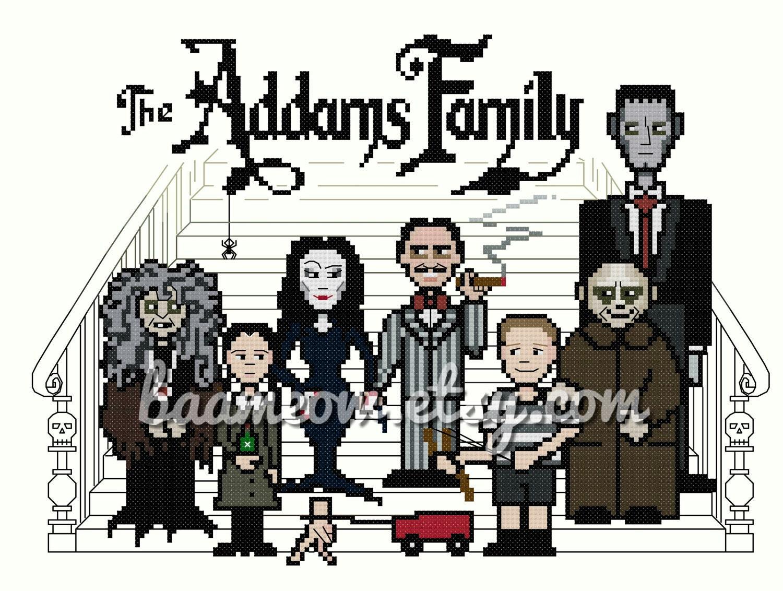 Addams Family Movie Parody  Porn Movies Catalog-7193