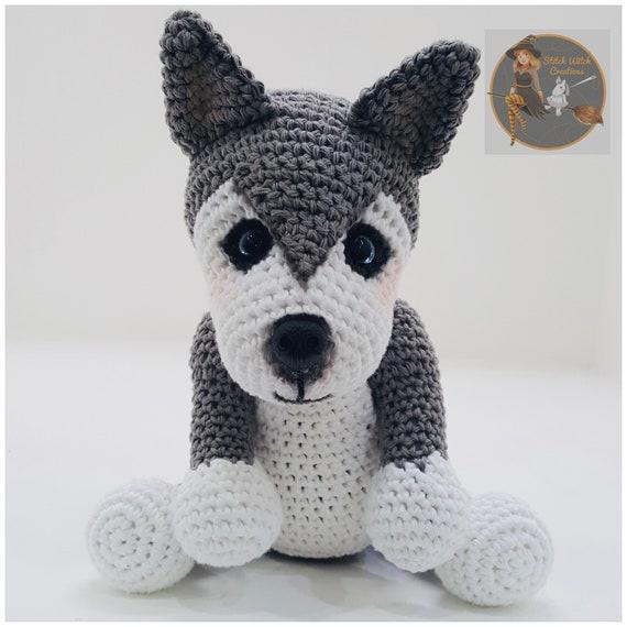 Free Amigurumi Dog Crochet Patterns - Amigurumi | 570x570