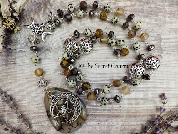 10 pagan goddess charms bright silver plated jewellery making or cards wicca