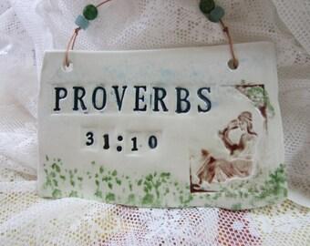 Mattonelle di proverbi etsy