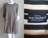Marimekko Strechy Dress Size 9 (M)