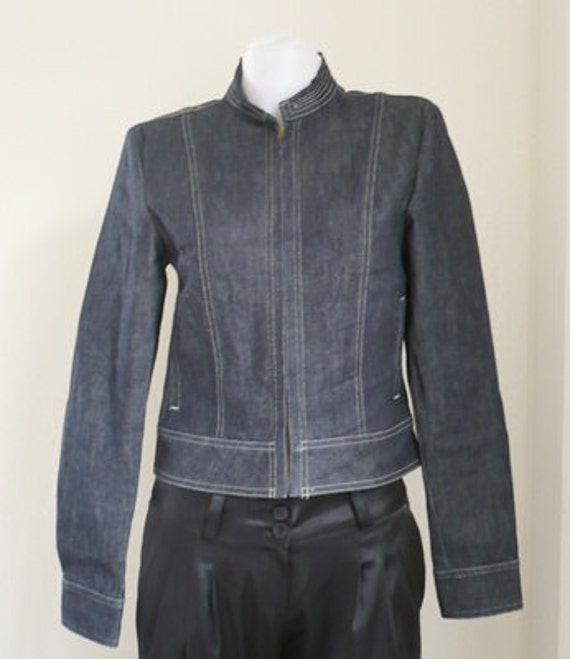 Vintage TODD OLDHAM Denim Jacket