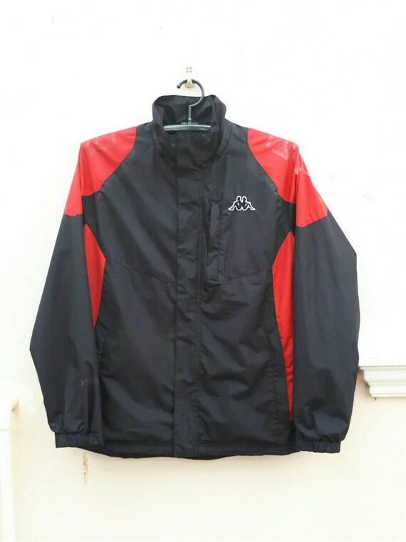 Kappa windbreaker 1990s Jacket Small
