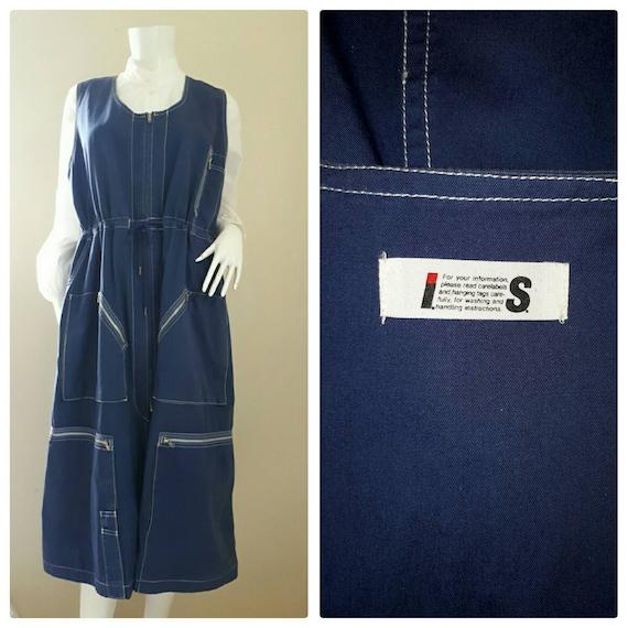 Rare Vintage ISSEY MIYAKE Avant Garde Dress / Size