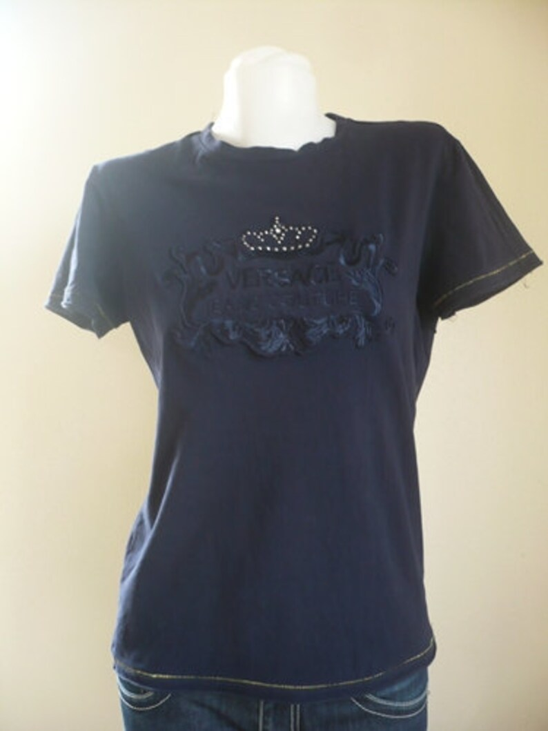 5e47dfca Versace Jeans Couture Polo Shirt - raveitsafe