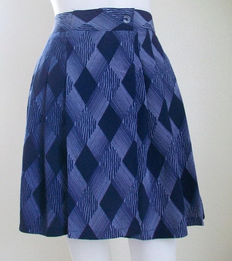 Vintage Romper shorts and Mini skirts High waist Size medium.