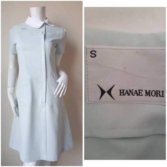Hanae Mori Dress / Size Small