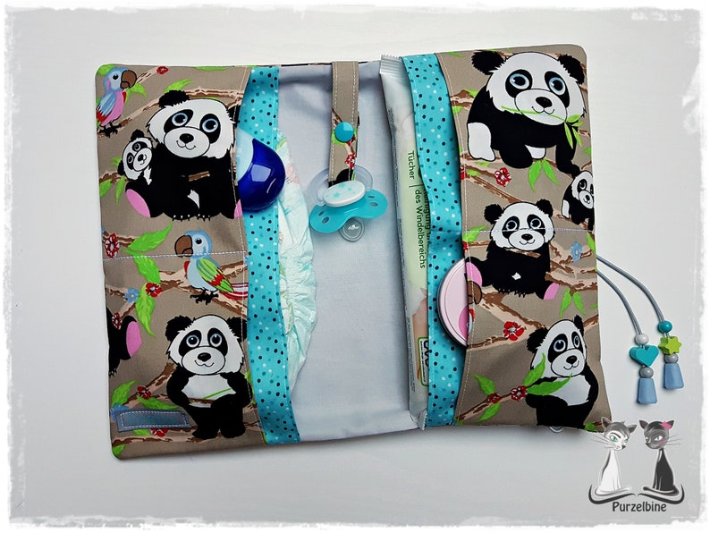 Diaper bag-Diaper image 0