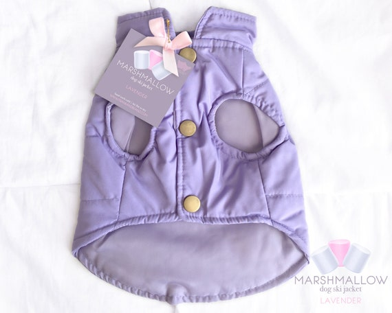 JackeHundemäntelHundejackeHundebekleidungWinter KleidungMädchen Lavendel WindbreakerHaustier Hund Ski dhrsxCtQ