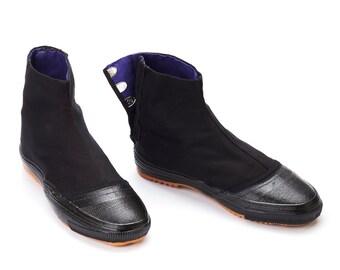 Vegan Japanese unisex  Shoes, glove like, super light, Hamachi by FUGU