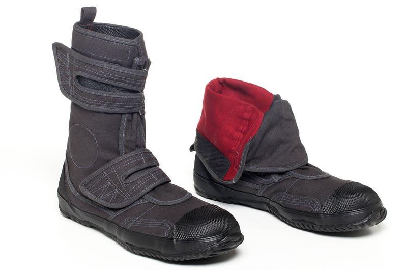 19c7b9d2d Japanese vegan shoes sa-me grey FUGU Unisex