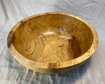 Large Hickory Bowl