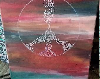 Feel free painting