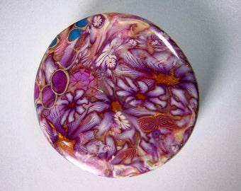 Millennium Garden flower Pendant