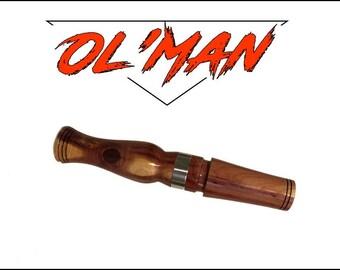 Simple Man  (Ol ' Man )  Red Cedar Owl Hooter