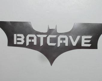 Batcave Batman Superhero Dark Knight Symbol