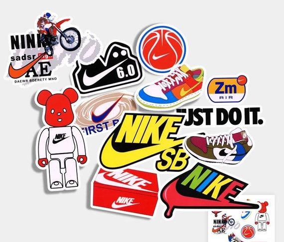 Skateboard Nike TrucsEtsy Autocollants Autocollant Pk0wnX8ON