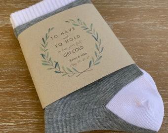 Socks - Bridesmaid Gift - bridesmaids Socks- Personalized gift - Mom Gift - Teacher Gift
