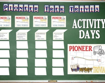 Pioneer Trivia