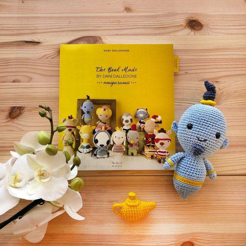 The Book Made By Dani Dalledone  Amigurumi image 0