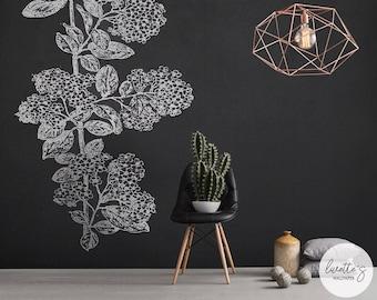 Chalkboard Removable Wallpaper/ Blackboard Self Adhesive Wallpaper/ Chalkboard Wall Decal