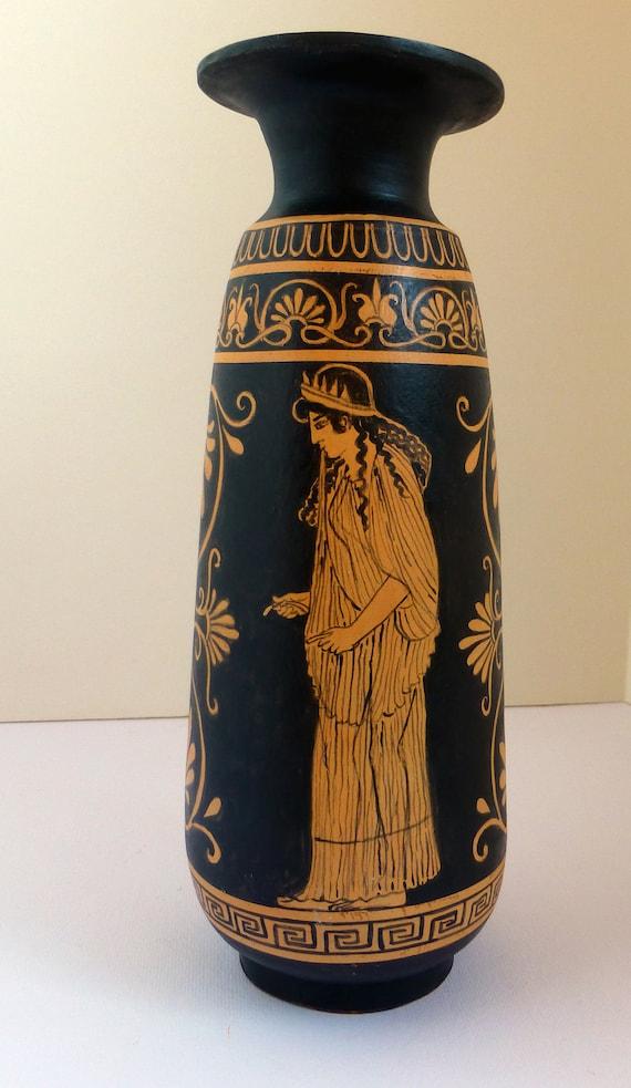 Alabastron Replica Ancient Greek Vase For Perfumes I Hand Etsy