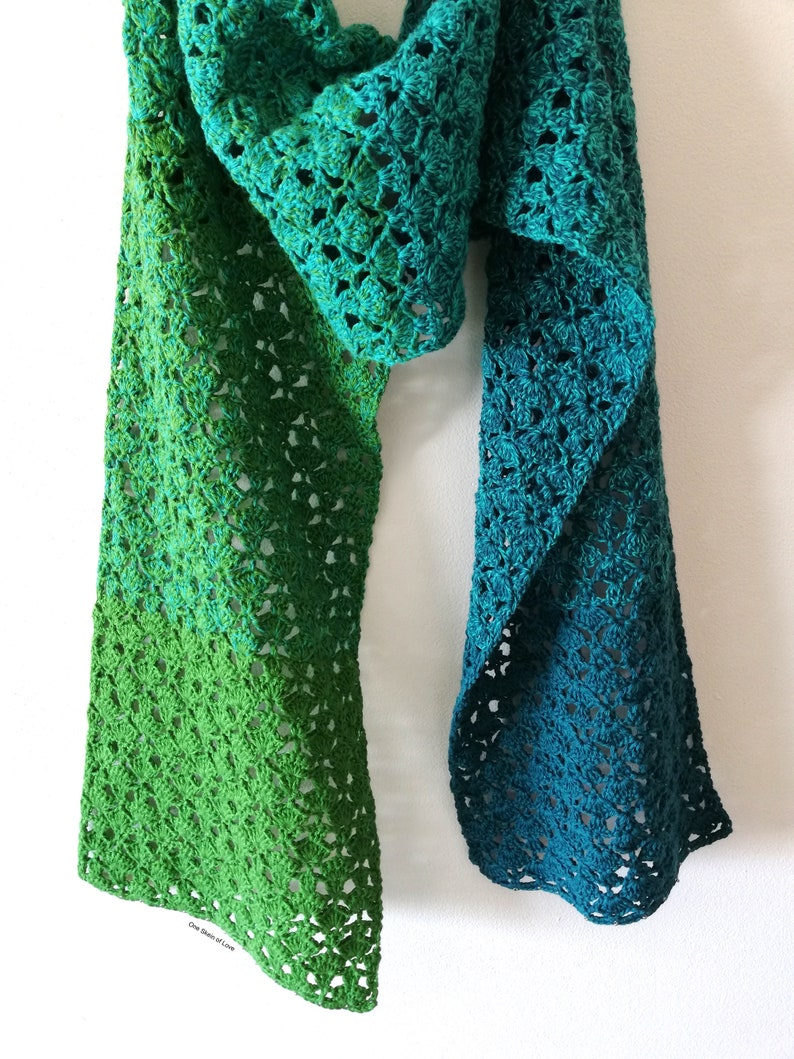 Indra Wrap. Crochet Pattern. Crochet Wrap Pattern. Crochet image 0