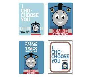 image about I Choo Choo Choose You Printable Card identified as Prepare valentine card Etsy