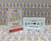 The Best of the Band by The Band Vintage Cassette Tape rock