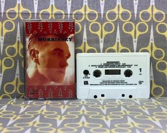 Interesting Drug by Morrissey Cassette Tape rock Maxi Single
