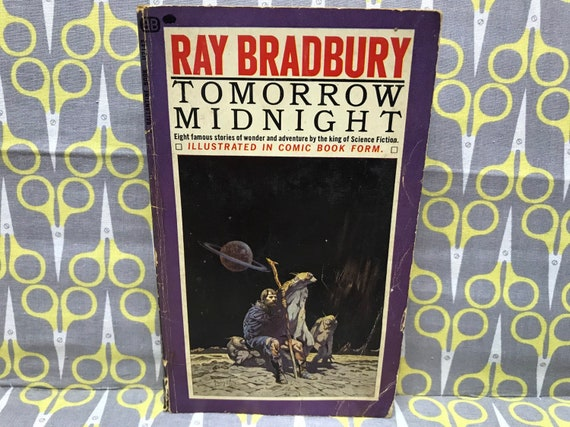 Collectible Ray Bradbury Vintage Paperbacks 8 Different You Choose