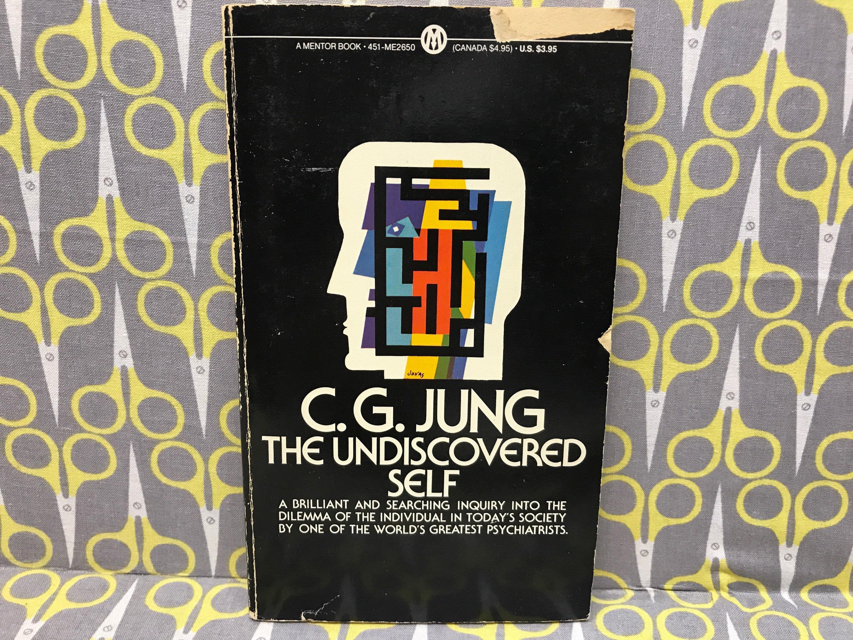 Das unentdeckte selbst von Carl Jung Taschenbuch vintage | Etsy