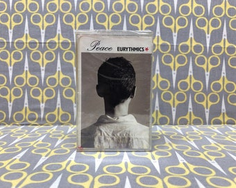 Sealed Peace by The Eurythmics Cassette Tape Rock