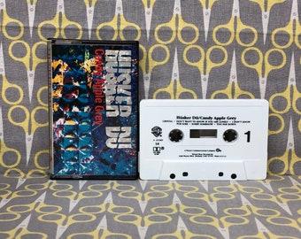 Candy Apple Grey by Hüsker Dü Cassette Tape Vintage Music