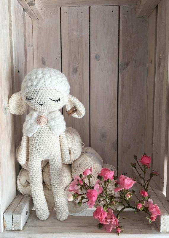 Schafe Häkeln Amigurumi Schafe Baby Spielzeug Häkeln Etsy