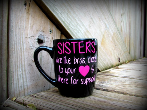Sister Gift Bff Gift Big Sister Gift Little Sister Gift Gifts For Sister Personalized Sister Mug Sister Coffee Mug Best Friend Gift