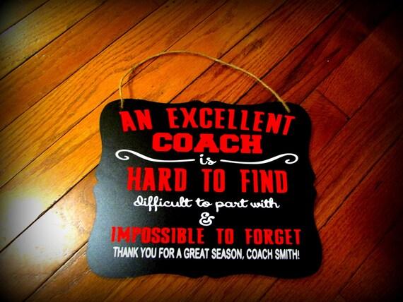 coach coaches gift basketball coach gift wrestling coach etsy
