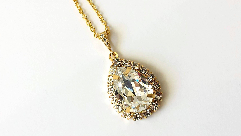 Swarovski Crystal Necklace Swarovski Crystal Necklace  75ad29a79