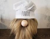 Gnome, Chef Gnome, Cooking Gnome, Scandinavian, Home Accents